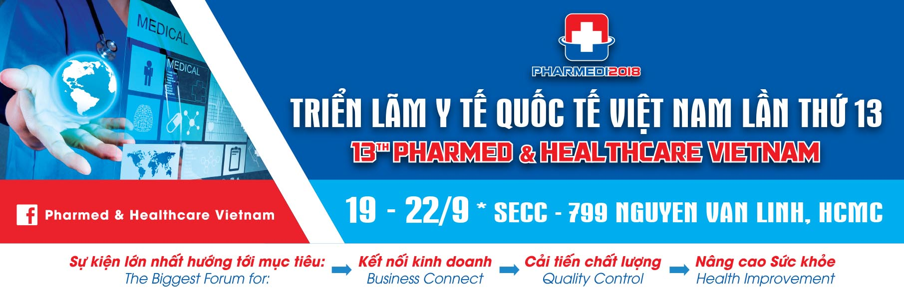 Pharmed VIET NAM 2018