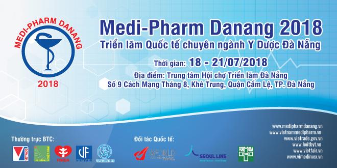 Medi-Pharm Danang 2018